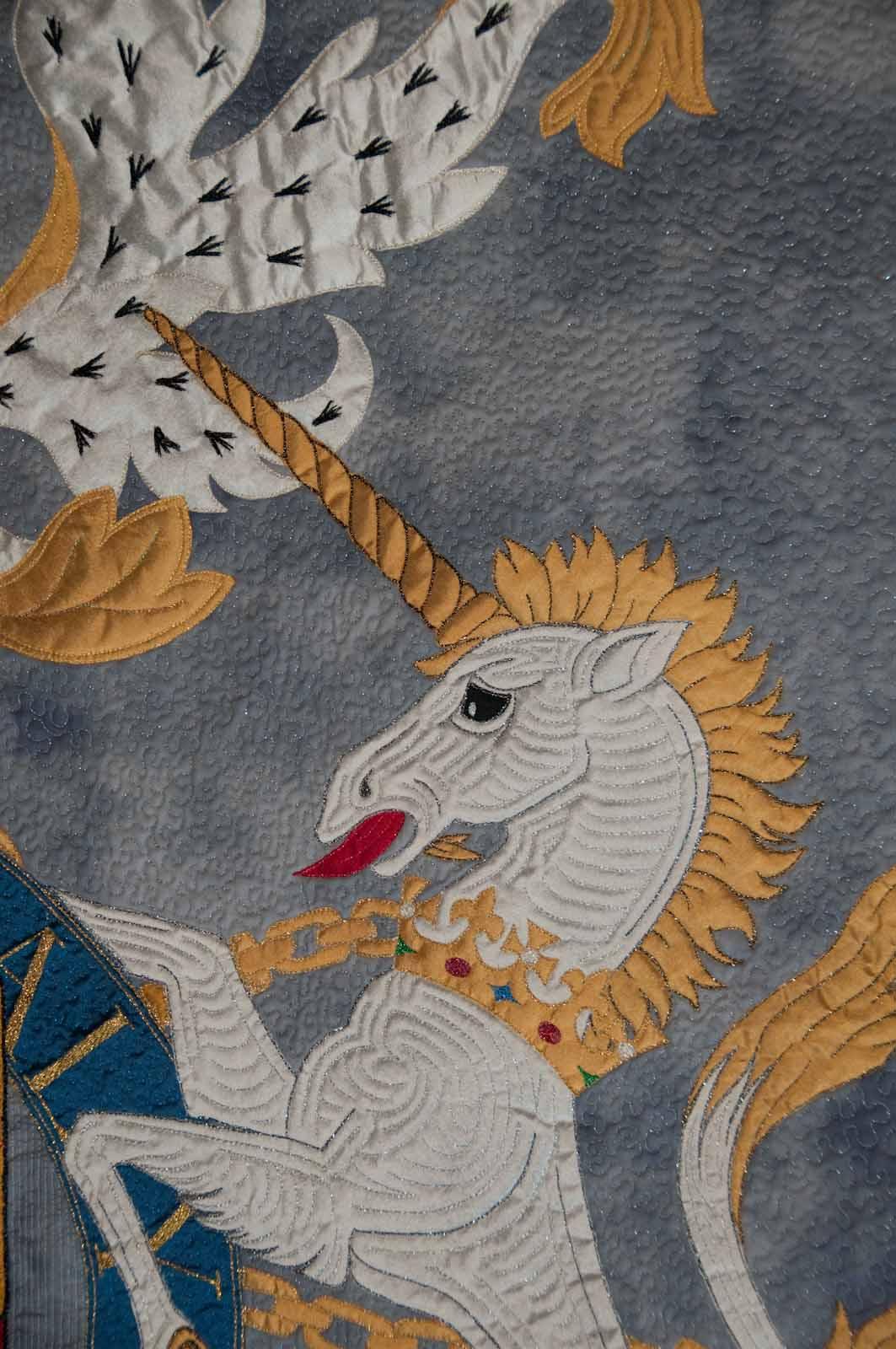 Unicorno - particolare